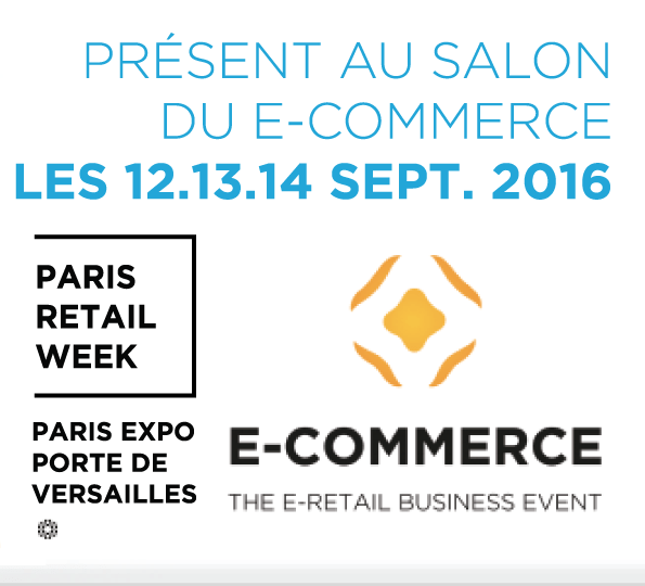 E-logik exposera au salon E-commerce Paris 2016