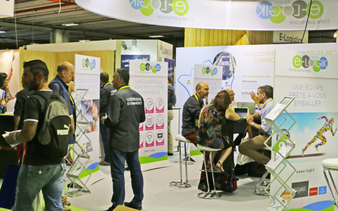 Bilan de la participation d'e-LOGIK au Salon E-Commerce Paris 2016
