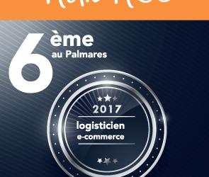 Le réseau e-Logik dans le top des prestataires de logistique e-commerce