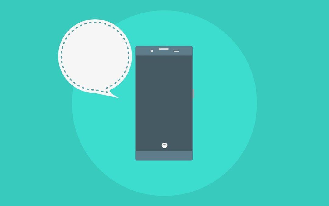 Les chatbots, application intégrée à une interface de messagerie