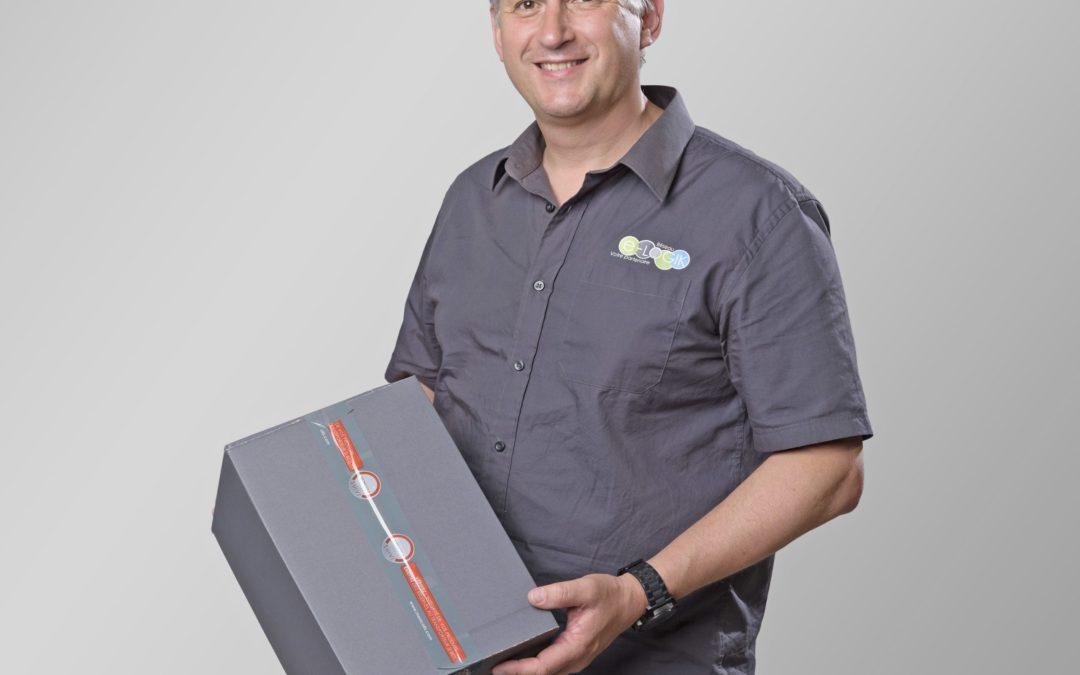 Thierry Dupre PDG du réseau de logisticiens e-commerce e-LOGIK