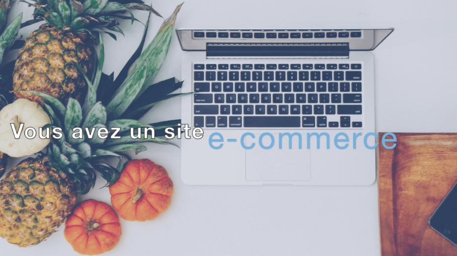 Vous avez un site e-commerce alimentaire ?