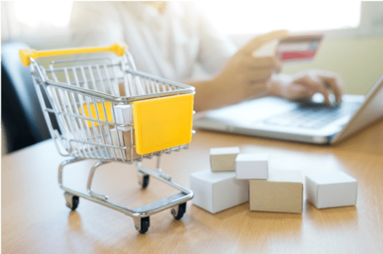 e-commerce et ventes en progression