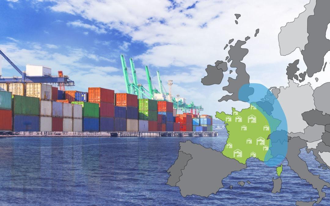 Le stockage de marchandise en France, un avantage pour les e-commerçants