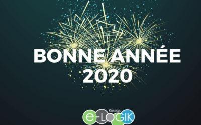 Bonne et Belle année 2020 !