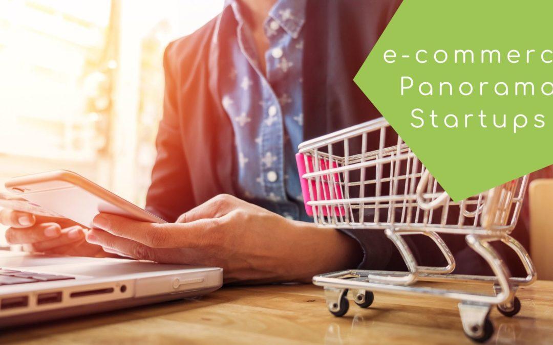 Panorama startups e-commerce