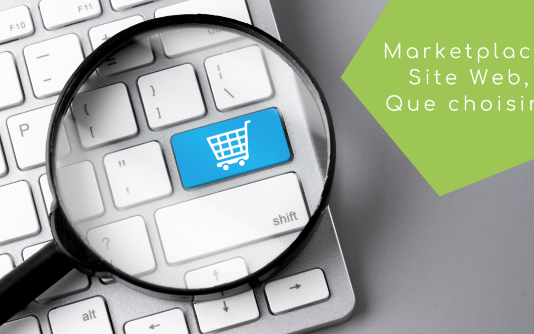 E-commerce : Marketplace ou site e-commerce, que choisir ?