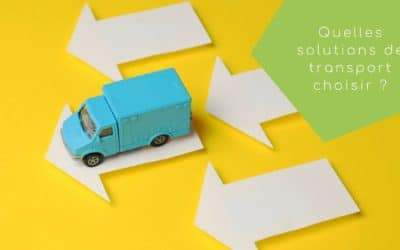 Quelles solutions de transport choisir pour son e-commerce ?