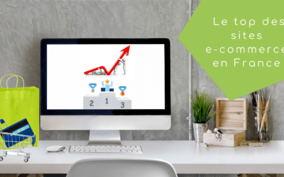 Le top des sites e-commerce en France